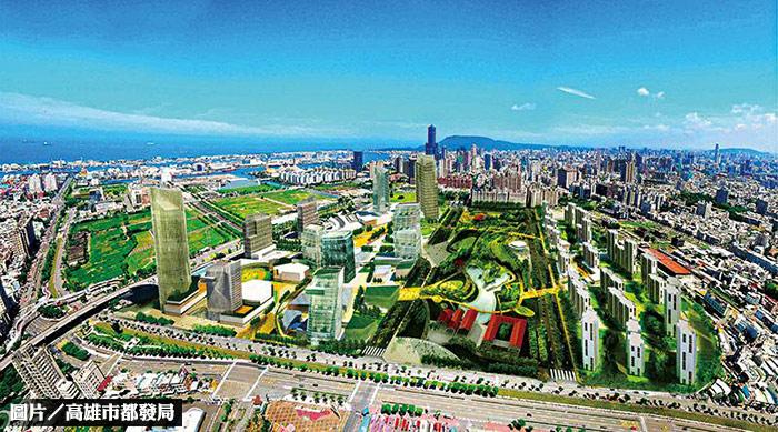 高雄亞灣區釋新地 估權利金逾80億