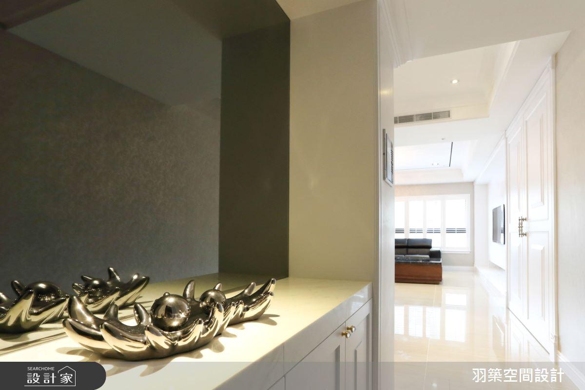 新古典風打造 27 坪 3 房 2 廳!集俐落、細膩...
