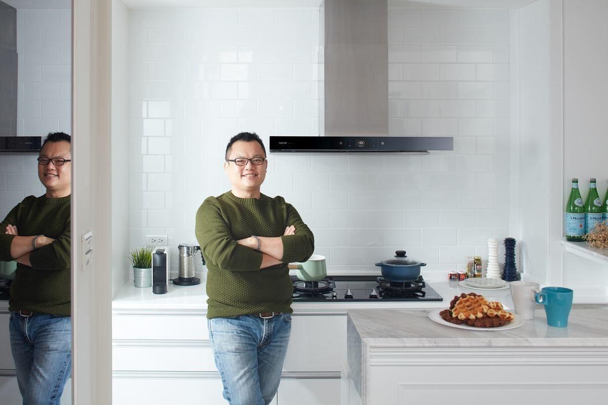 專業設計師這樣說:從廚房細節開...