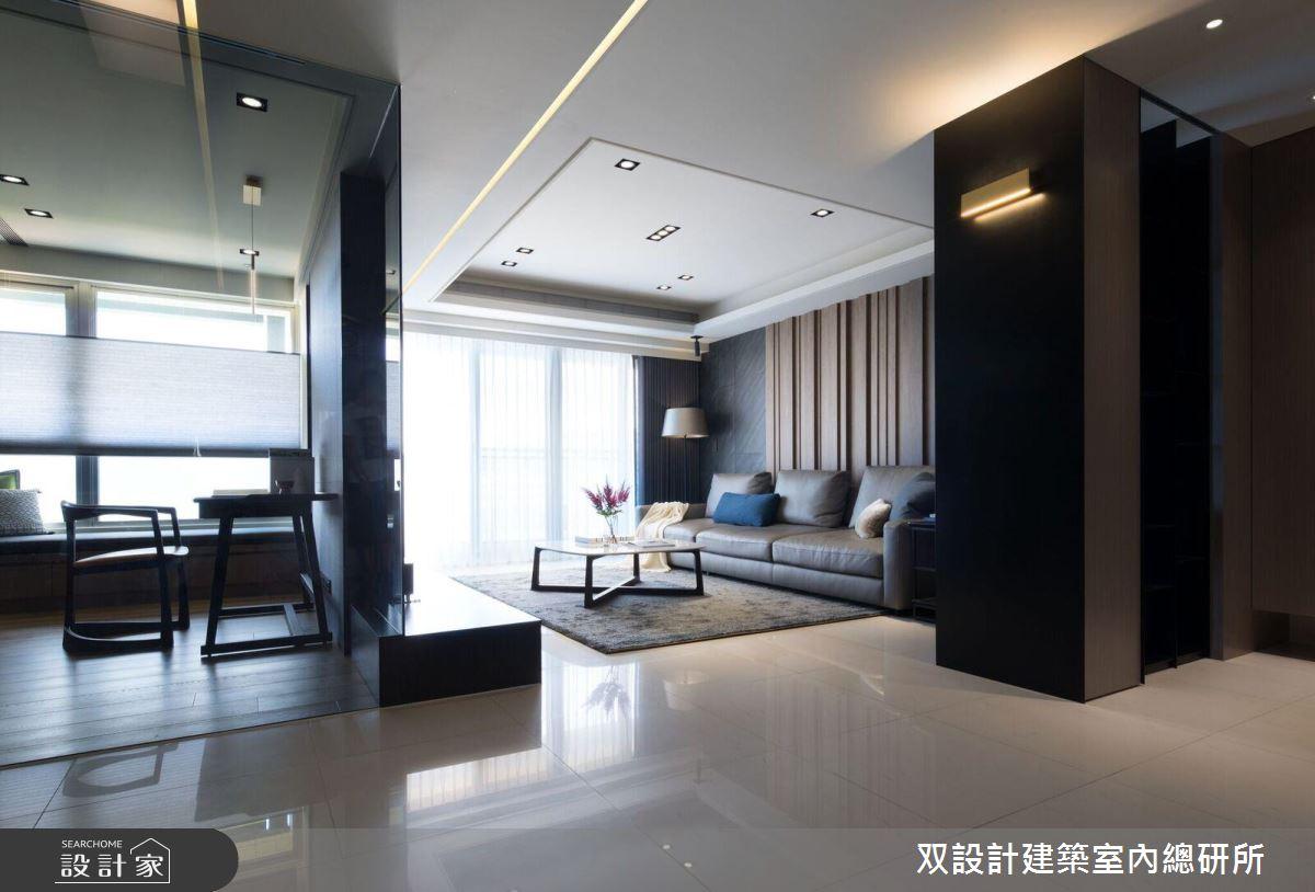 黑、灰、木質完美調和!就用現代...