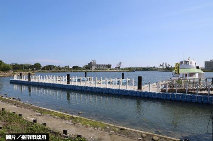 台南水景公園BOT案簽約  將成安平...