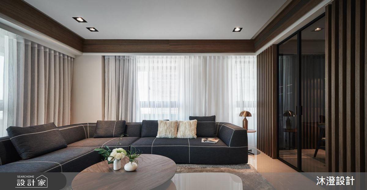【TV】整體性的空間規劃 64坪現代微豪宅