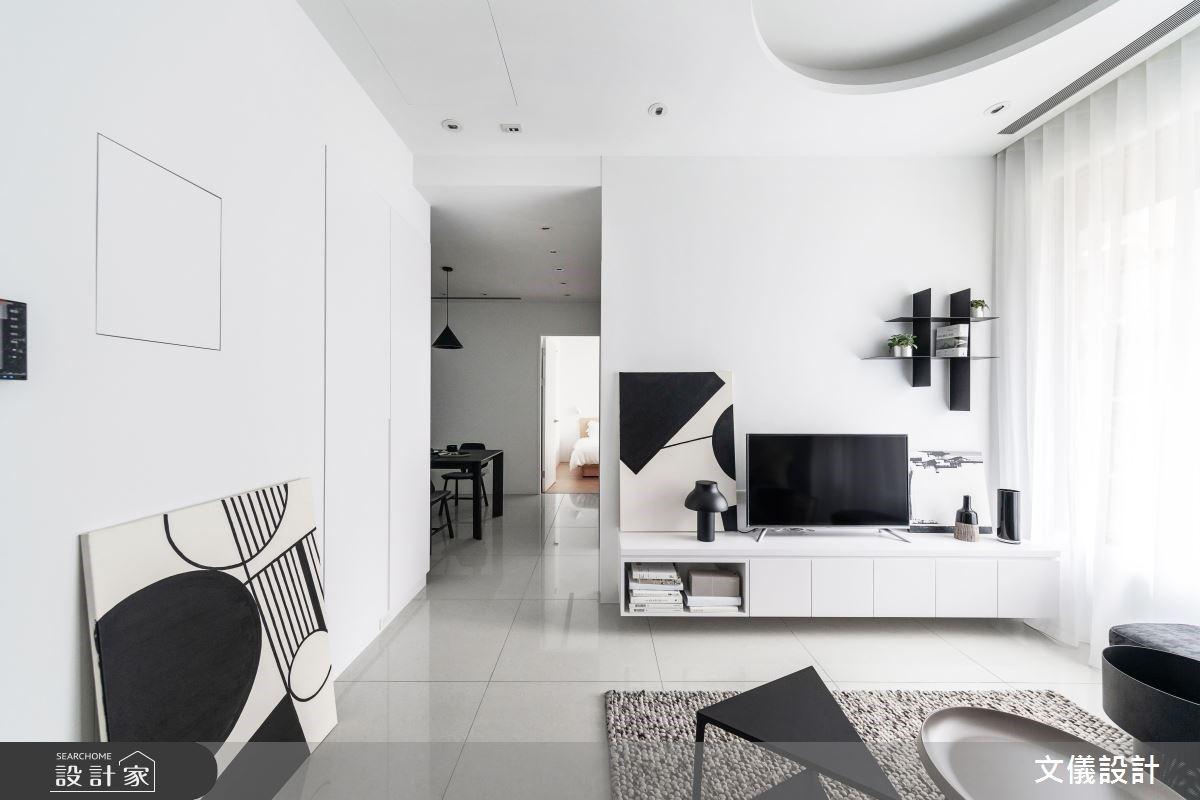 【TV】黑白極簡風!全室白的家其實最好維護?!