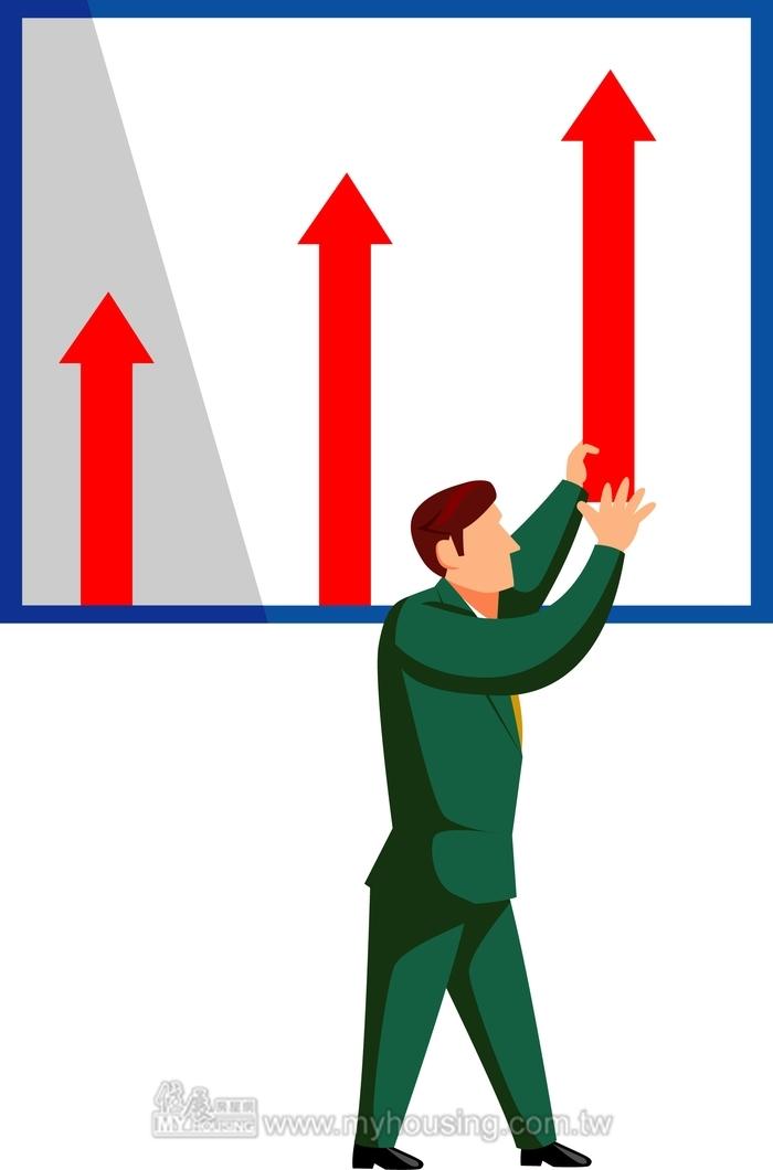 2月買賣移轉棟數 新北年增16%