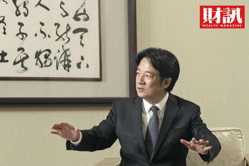 賴清德:南方崛起是必然!台灣未來50年發展換...