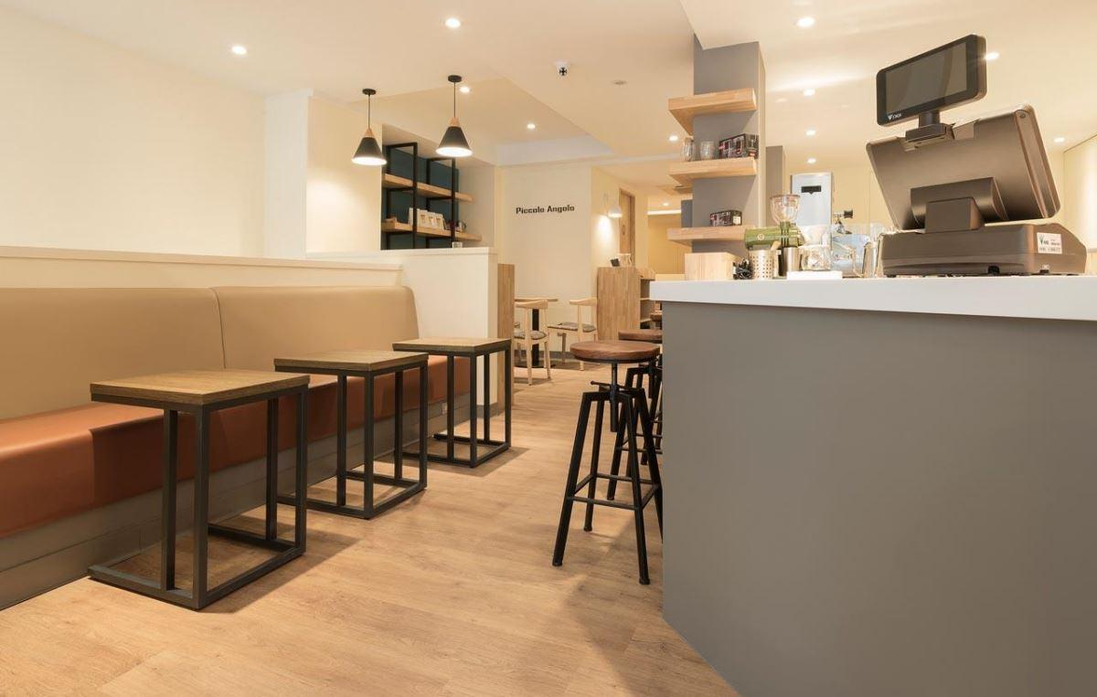 高品質塑膠地板助你打造歐風木空間