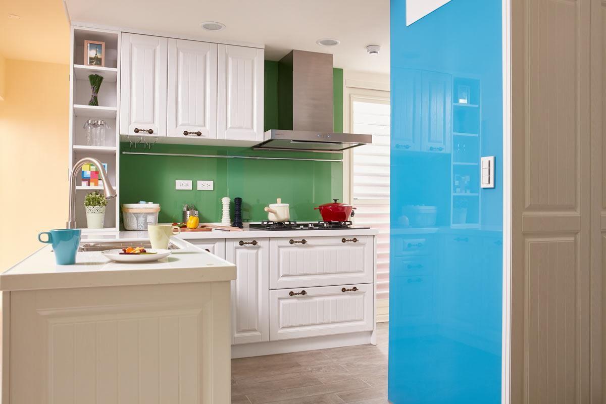 打造開放式美型廚房 設計師從家電...