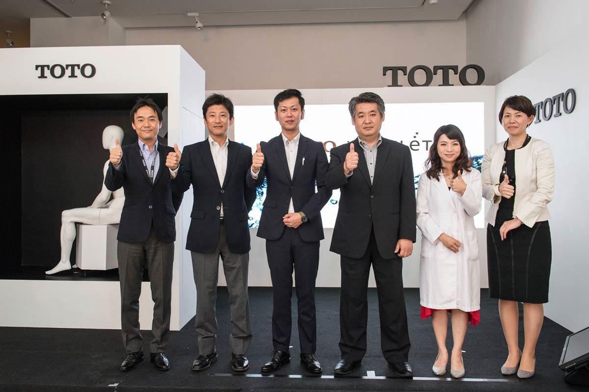 日本百年衛浴領導品牌 TOTO獨家專...