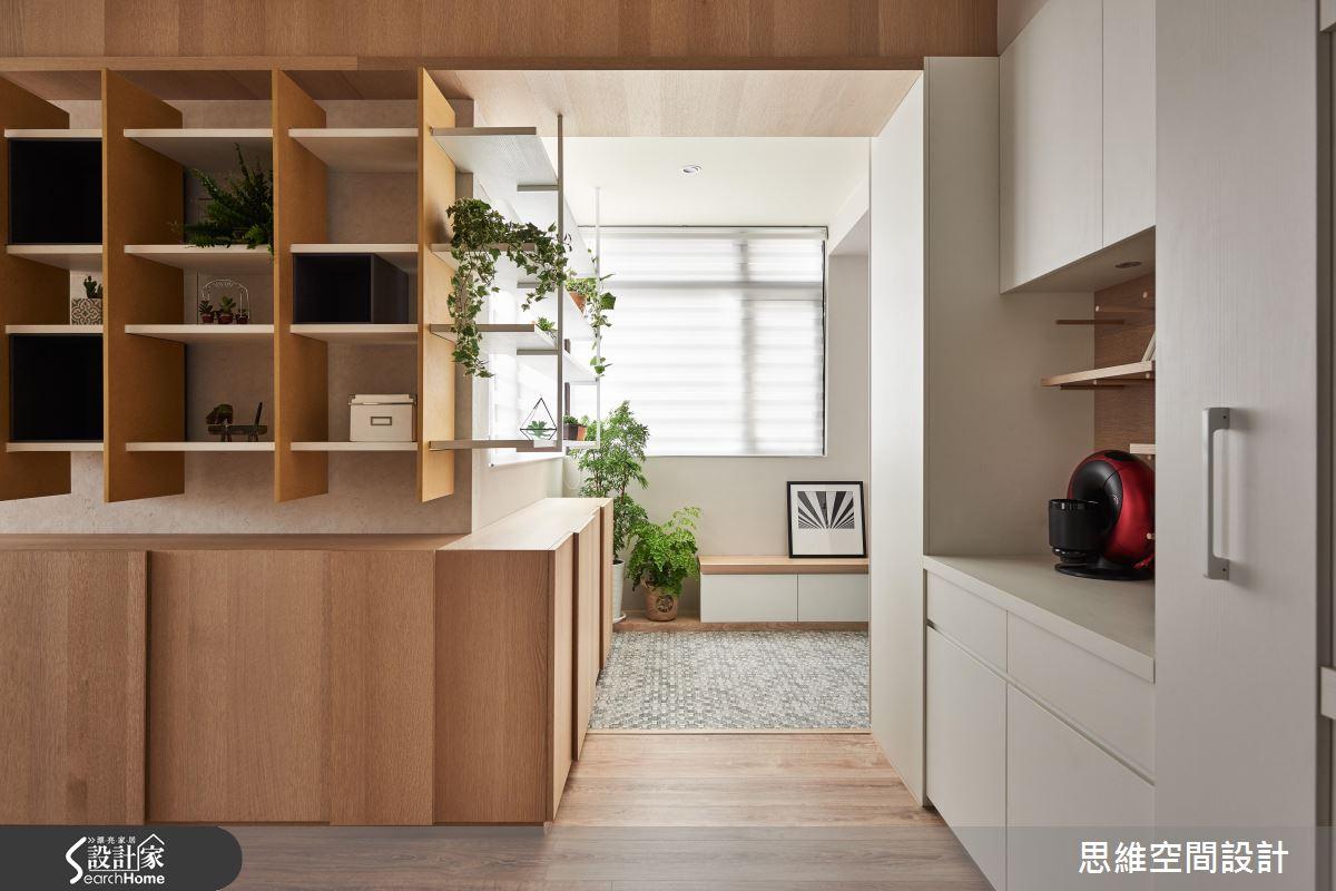 打造 25 坪清新派現代宅 堆砌小家...