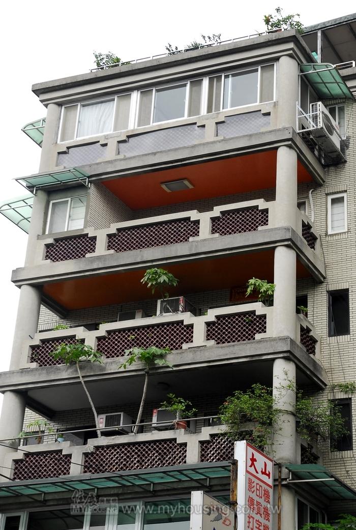老公寓加價 北市力推陽台補登