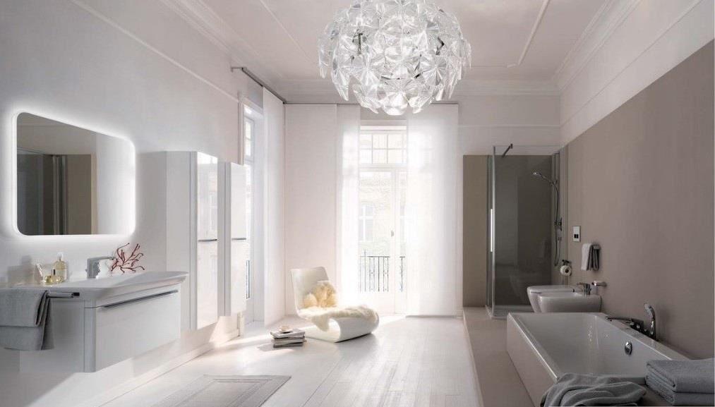 打敗小衛浴格局 創造舒適寬敞的全...
