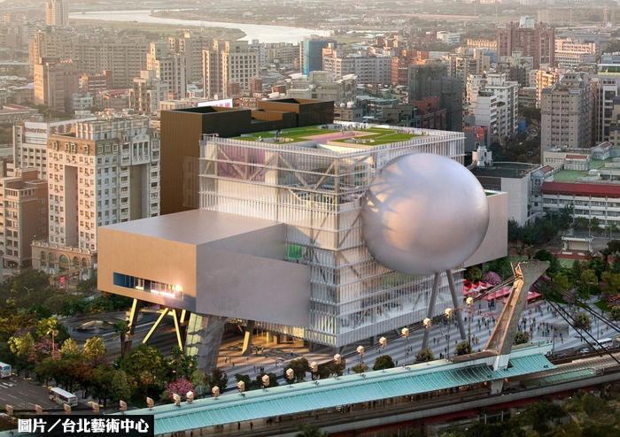 北藝中心接續工程將啟動 2年完工