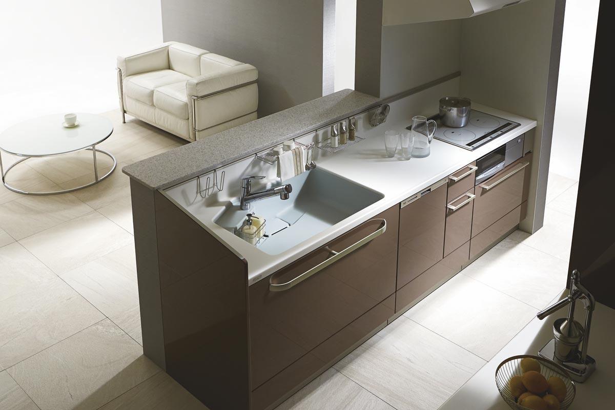 Toclas Kitchen深入式水槽設計 主...