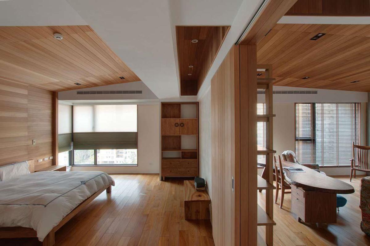 自然木健康住宅 打造無毒居家空間