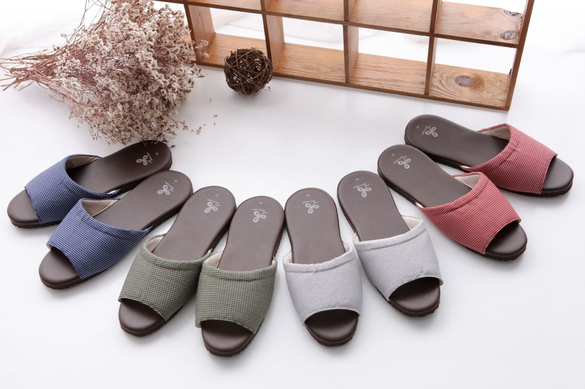 搭襯質感空間的好拖鞋 滿足生活...
