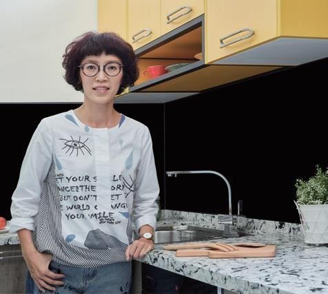 素人廚房改造!幸福指數攀升的新...