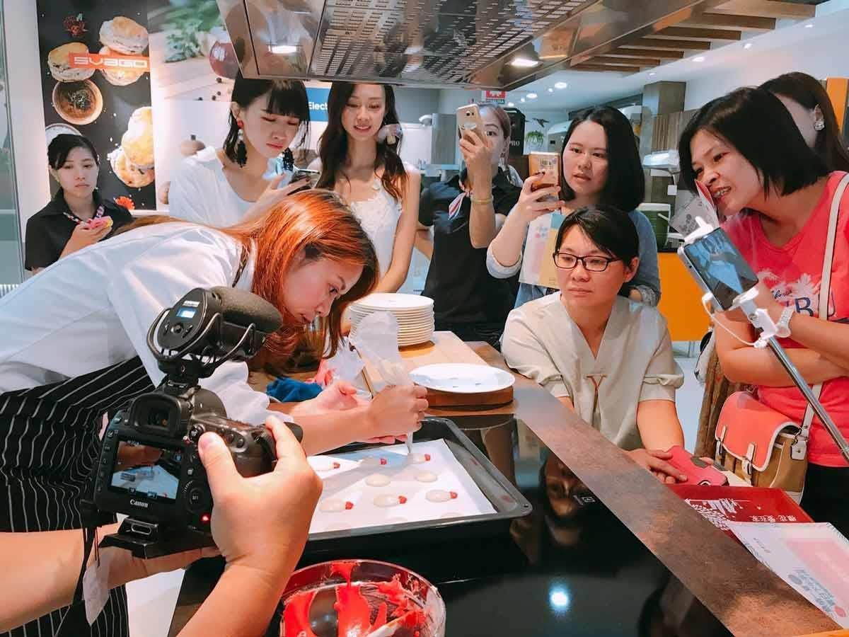 自「煮」時代來臨  櫻花廚藝體驗...