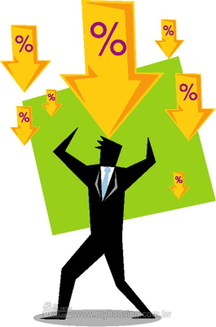 5大行庫7月房貸利率 史上次低