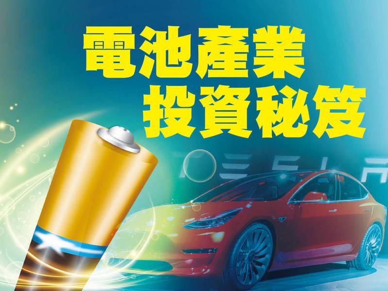電池產業投資秘笈
