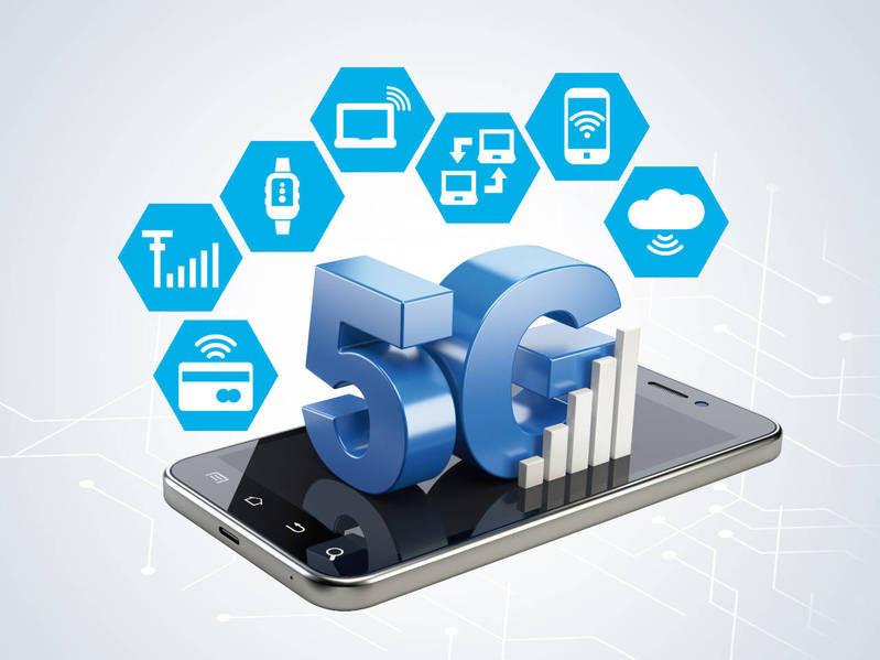 跟著老謝直擊台灣5G產業