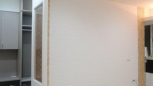 珪藻土造型牆