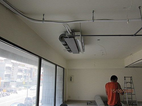 空調冷氣配管