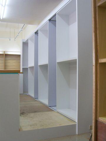 調劑室所使用的櫃檯