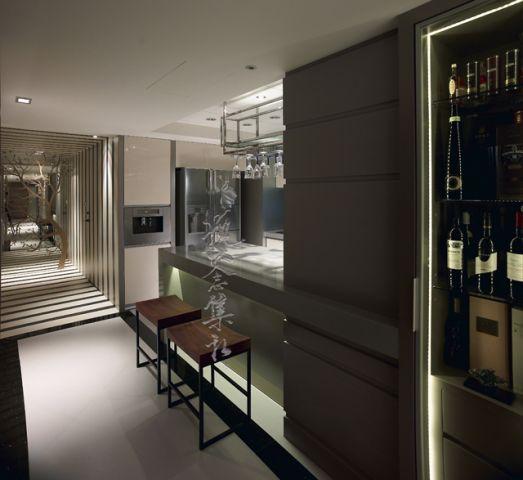 吧檯酒櫃設計